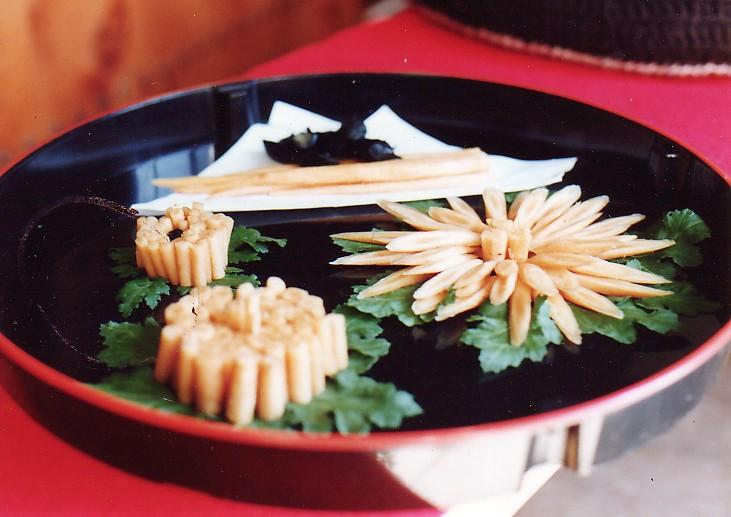 お寿司の芯にいれたり、刻んでお酒のつまみやお茶漬けに、またマヨネーズと和えてサラダ風にしても美味しい