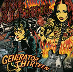 GENERATOR THIRTEEN CD 全11曲
