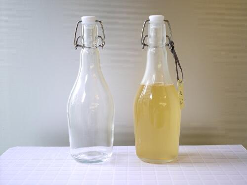 酵素ジュースがキレイに