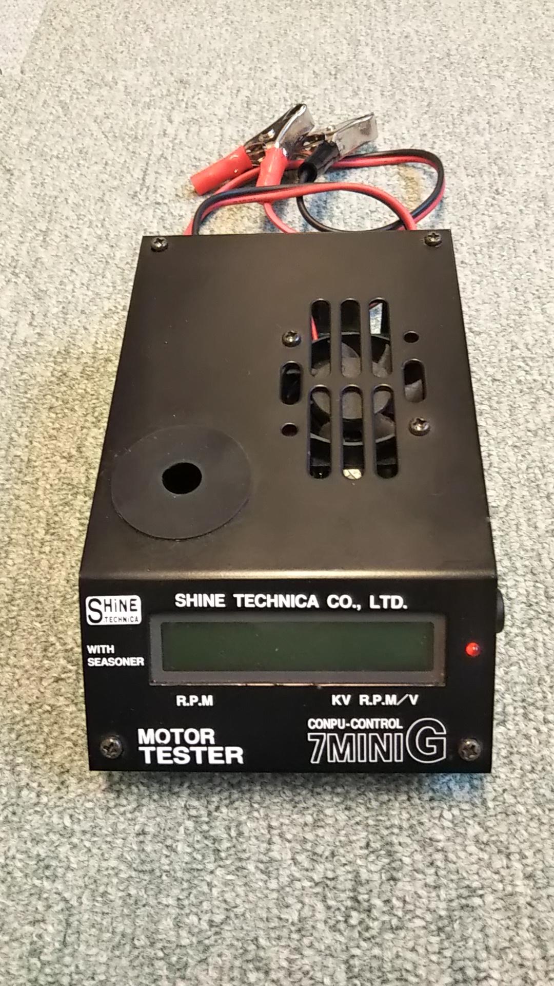 シャインテクニカ7miniGの初期型