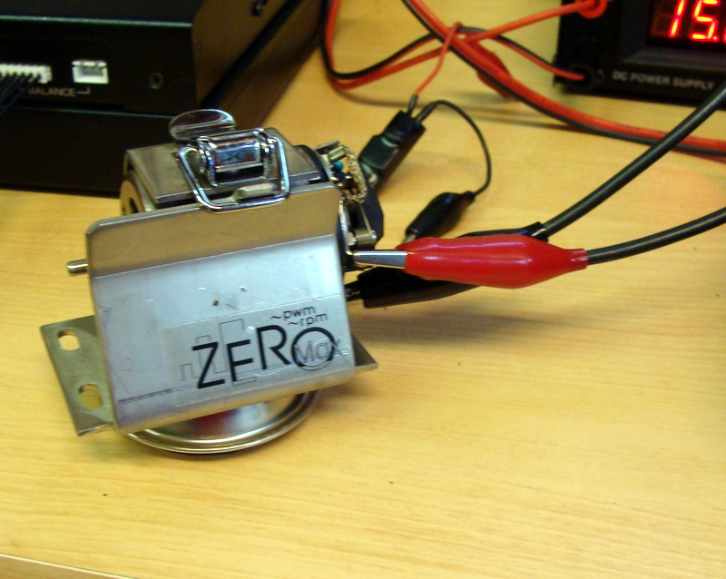 ZEROMAX VCMホルダー