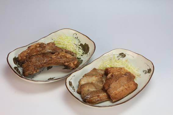 豚肉スペアリブ・煮豚志ぐれ煮イメージ画像