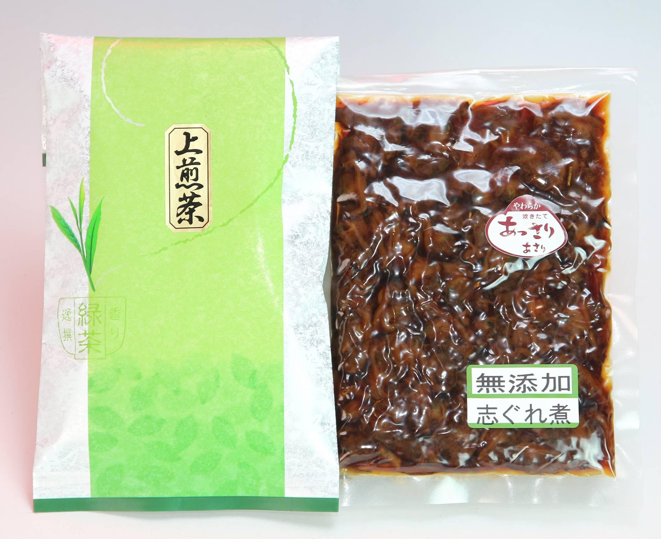 桑名の殿様時雨で茶漬けセット商品画像