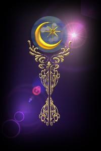 アバンダンティアは、成功、繁栄、豊かさを司る、幸運の美しい女神です。
