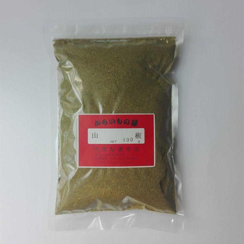 <div>国産山椒と四川山椒をブレンドし粉状にしたものに山椒用の下粉をまぜた当店オリジナルの粉山椒です。<br> うなぎやあえもの、ラーメン、パスタ、みそ汁などに。<br></div>
