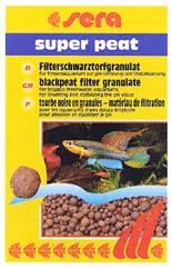セラ ブラックピートグラニュレイトは、pH値を弱酸性に安定させます。セラ ブラックピートグラニュレイトは、水性菌やバクテリア、藻類などの増殖を抑え、またブリーディング用の水を作るのにも最適です。炭酸塩硬度(KH)値が低い場合にも適しています。本品は大切な腐食酸や微量元素を少しずつ水中に放出します。500g