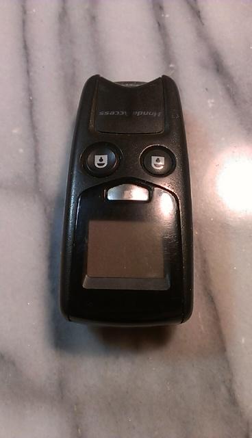 画像のリモコンスターター専用ケースです。リモコンは付属されません。