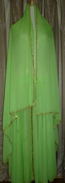 ベール&スカート