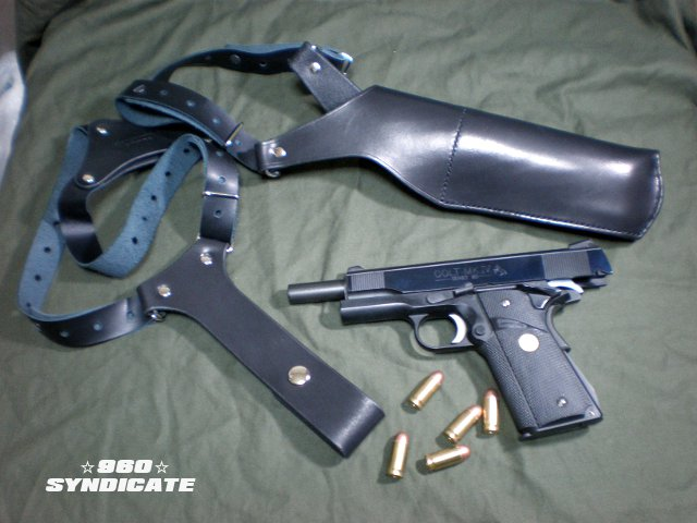 注:銃や小物は参考品