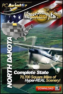Download MegaSceneryEarth 2.0 North Dakota(FSX)