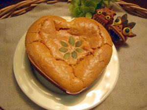 パインとココナッツで、夏の南国気分を味わわせてあげてください♪