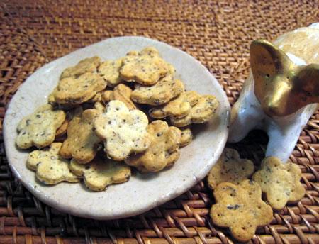 サクサクッと香ばしいクッキーです