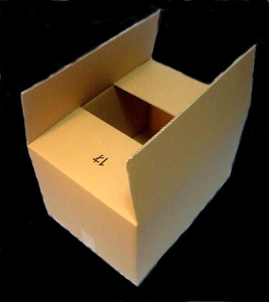 引越しや宅配便の梱包に最適のダンボール箱です。<br />厚み5mmのシングルタイプです。<br /><br />当店品番:DC001001<br /><br />サイズ:500×360×304(内寸)