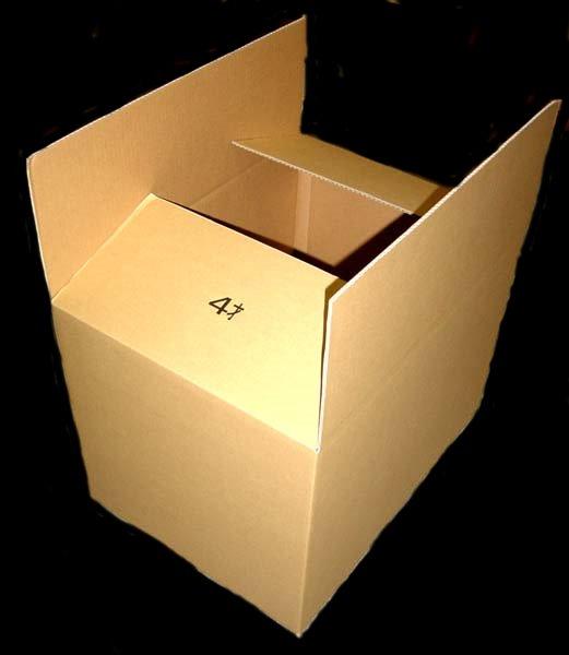 引越しや宅配便の梱包に最適のダンボール箱です。<br />厚み約5mmのシングルタイプです。<br /><br />当店品番:DC017001<br />サイズ:640×470×高さ462(内寸)<br />本商品は個人宅へのお届けはできません。送付先ご住所に会社名を必ずご記載ください。