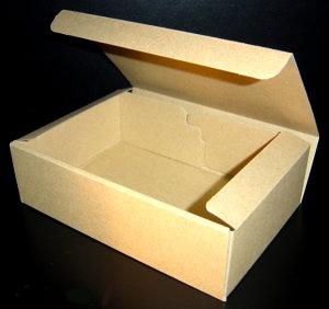 商品包装やギフトラッピングに最適の小型箱です。<br /><br />当店品番:DC204001<br />200mm×140mm×60mm 1枚約61g<br />底の大きさが20cm×14cmです。
