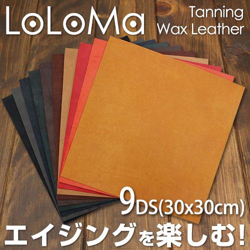 ロロマ0.6mm厚9DS(30x30cm) 全11色