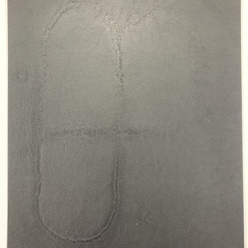 【焼印】ティーポレザー #黒 約1.0mm厚 A4サイズ ③