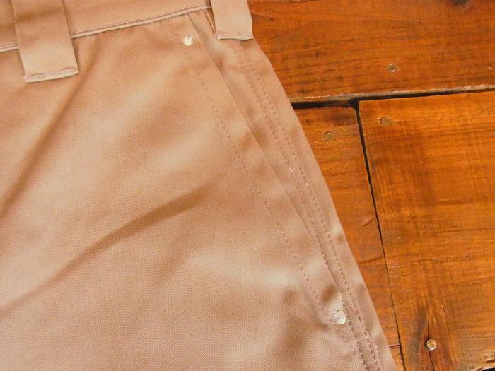 OL-003と違いリベットではなく縫い付け