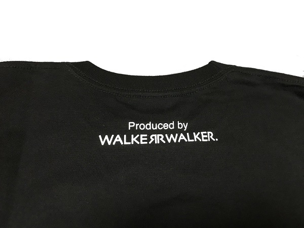 バックに「Produced by WALKERWALKER.」
