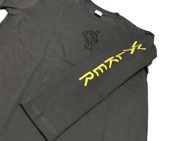 両袖「WALKER」ロゴデザイン