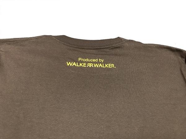 バッグは「Produced by WALKERWALKER.」デザイン