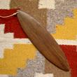 うなり木 材質:木(ウエンジュ)、 大きさ:小