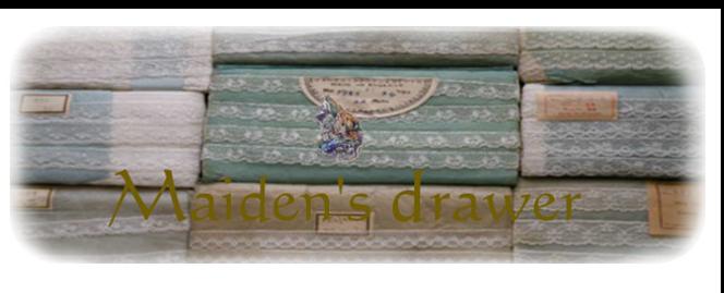 Maiden's drawer