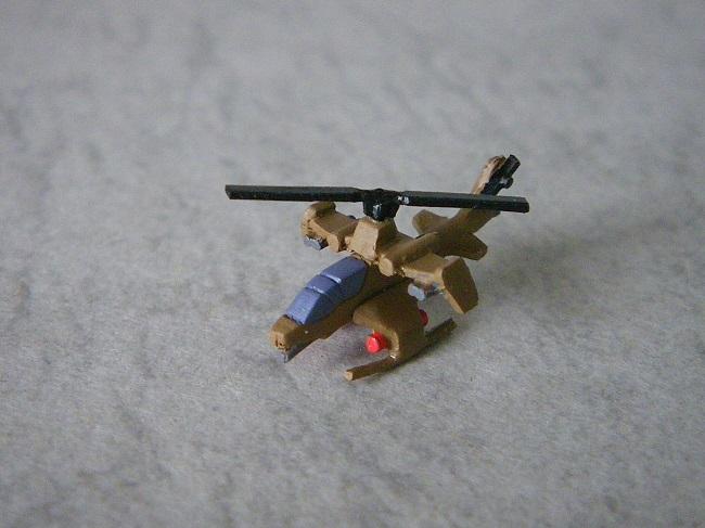 デューイ戦闘ヘリ