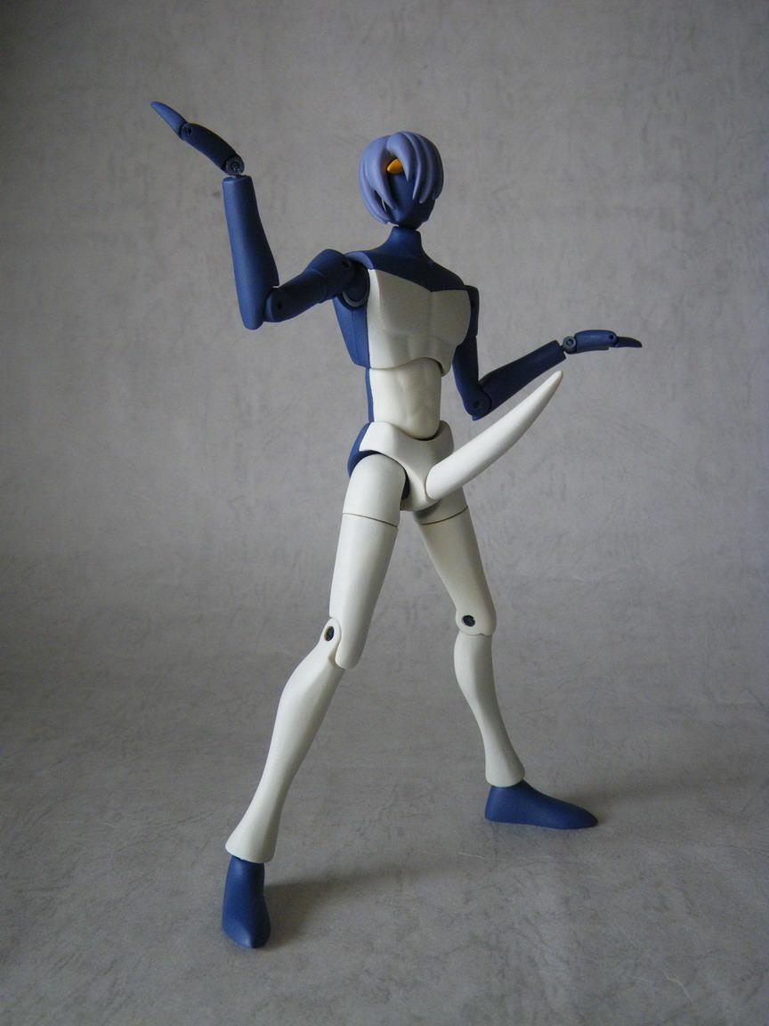 Hi-EROペンギン、コマンダーSIX用前髪付