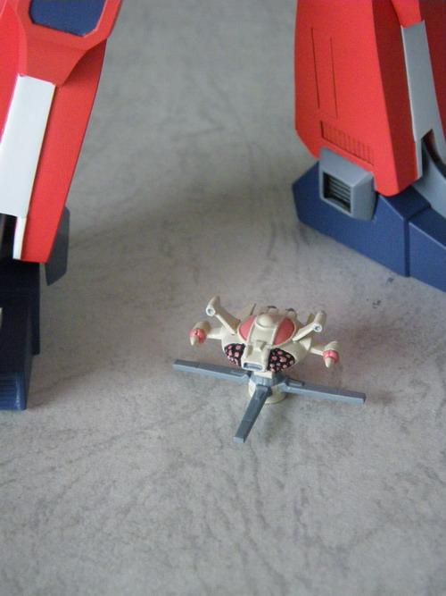 バッフクラン戦闘機コポラ付