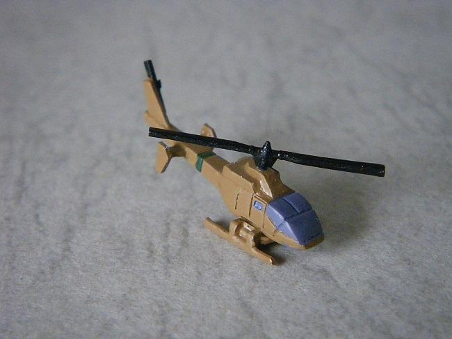 グレイハウンド指揮管制ヘリ