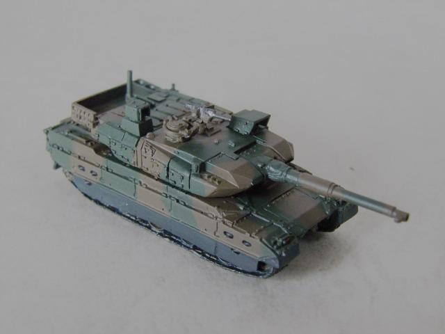 10式戦車最新C2型