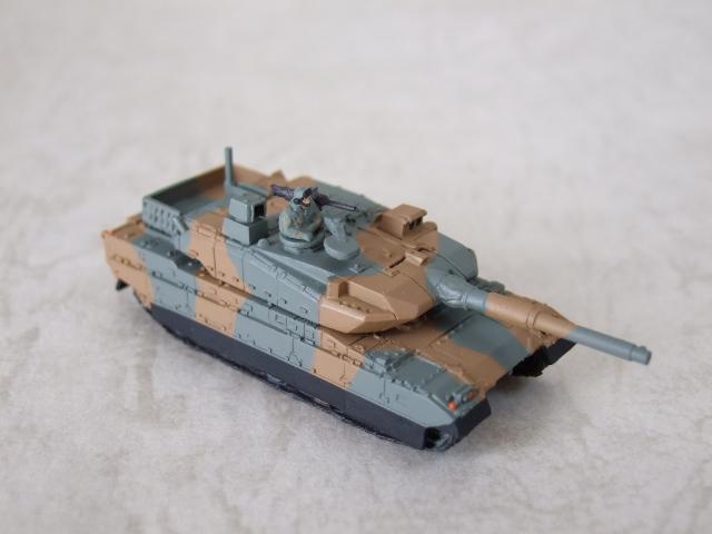 10式戦車試作1号車