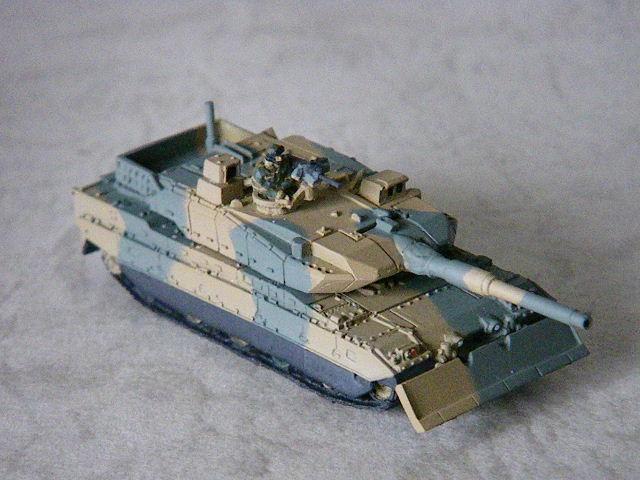10式戦車試作3号車