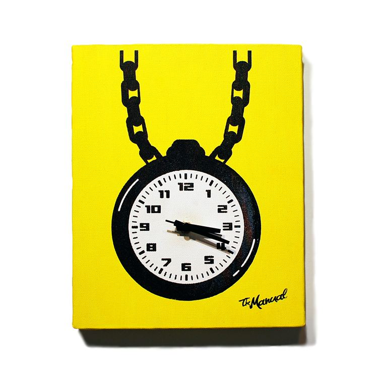 BIG PE Clock