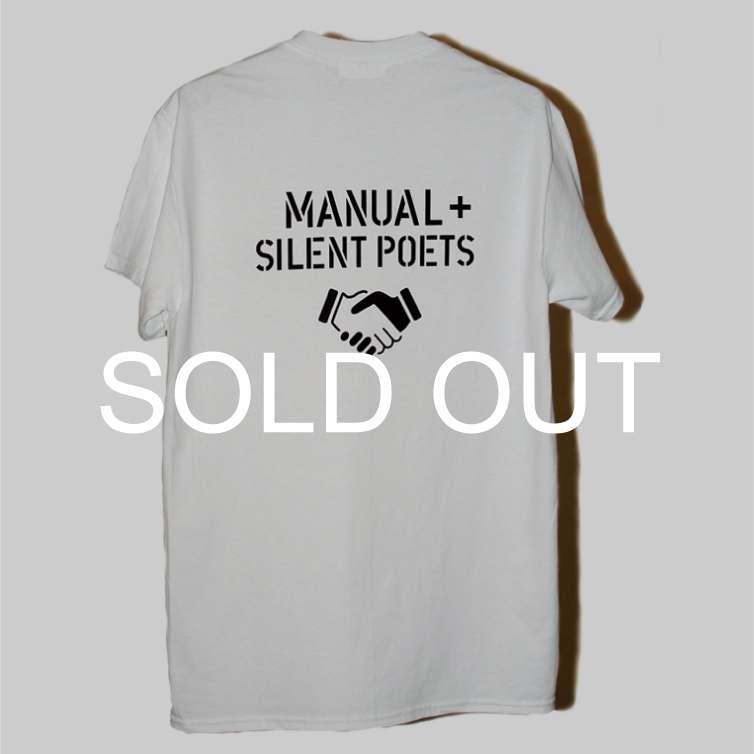 MANUAL+SILENT POETS TEE