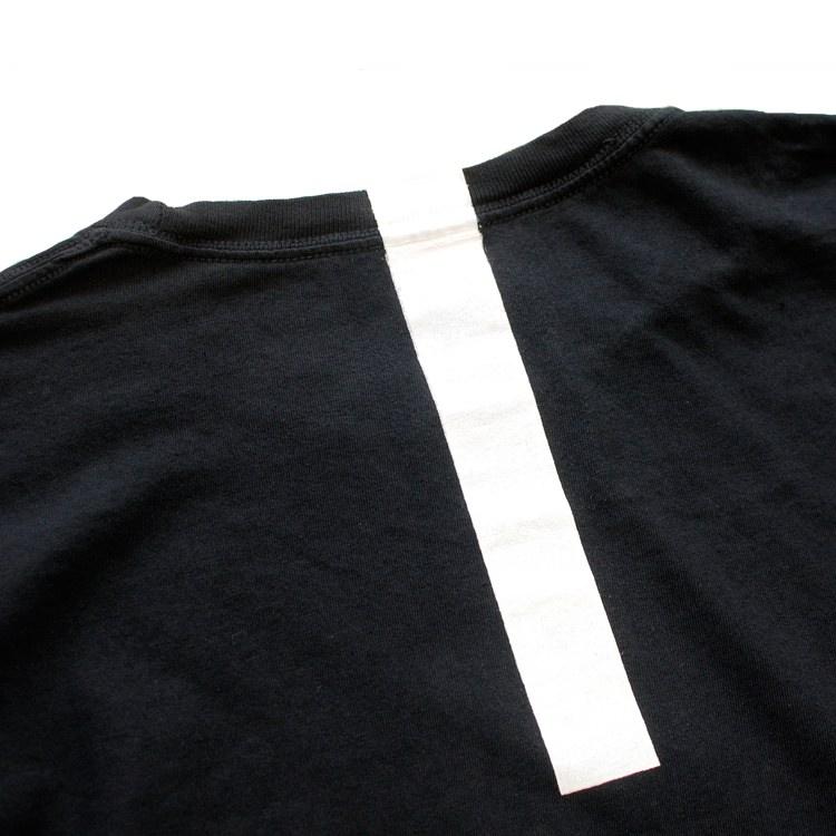 Tatesen S/S TEE (BLACK)