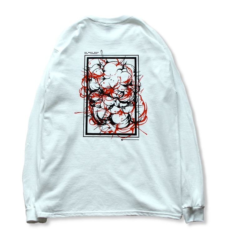 EXPLOSION L/S TEE