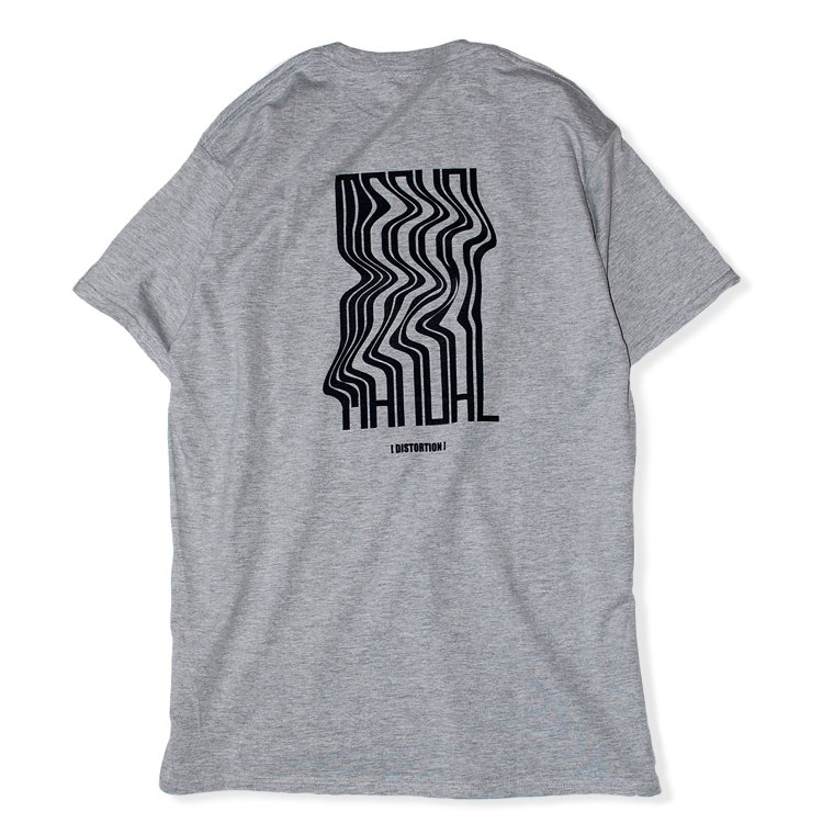 Distortion S/S TEE (GRYT)