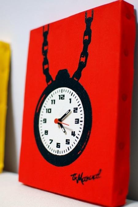 PE Clock