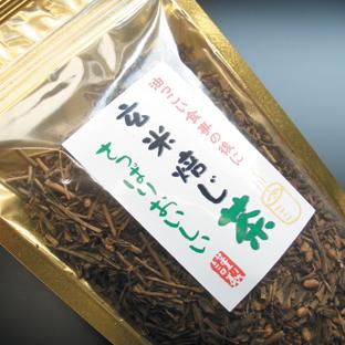 玄米焙じ茶100g