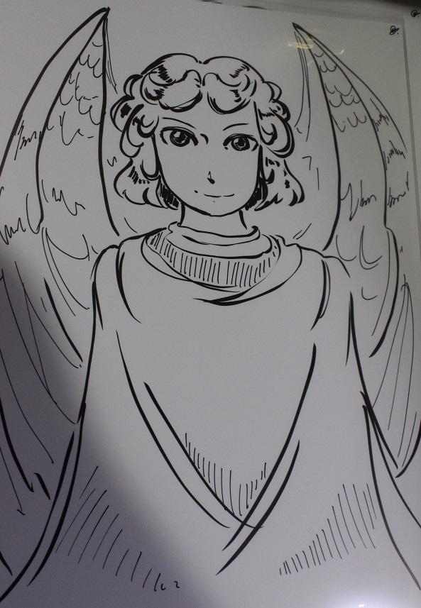 天使的なガイドとか…