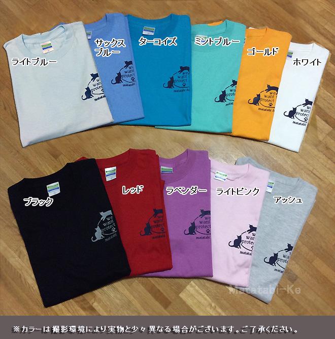 Tシャツ 見本1