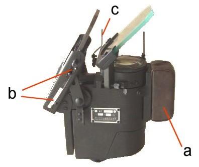 変更点(この画像は4式射撃照準器1/1(定価99,750円)の物です)