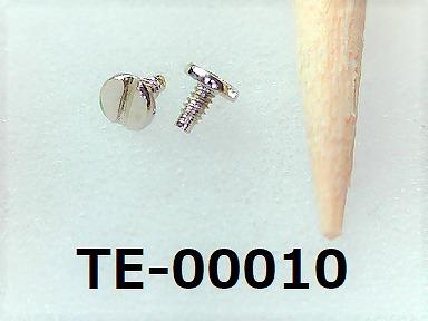 <p>材質:鉄<br>焼き:アリ<br>サイズ:太さ0.6ミリ × 長さ1.25ミリ(1.3ミリ)<br>頭部の溝:マイナス</p><p>頭径1.4ミリ 頭高0.3ミリ<br>表面処理:ニッケル</p><p><br></p>