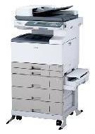【型番】 LP-M6000FM(FAX機能 / ADF付き+MPトレイ付増設カセット)      A3対応カラーレーザープリンタ Offirio複合機