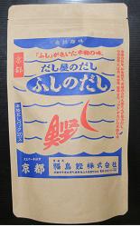 <div>「ふし」がきいた本物の味</div><div><br></div><div>京都の舌に鍛えられ、京都の食文化とともに育てられ、厳しいお客様に吟味されてきた「だし屋」の味です</div><div>これまで、業務用でのみご使用いただいておりましたこだわりの「だし」をご家庭で簡単にお楽しみいただけます</div><div><br></div><div>内容量 200g(10g×20パック)</div>