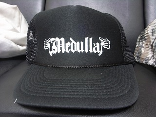 WFOLK CAP BLACK