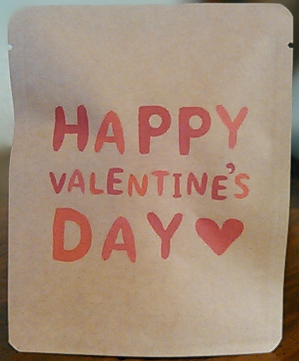 バレンタインデー&ホワイトデーにプチギフト(お客様のデザイン例)