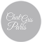 Chat Gris Paris